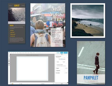 lucidpress templates top 10 travel brochure software free