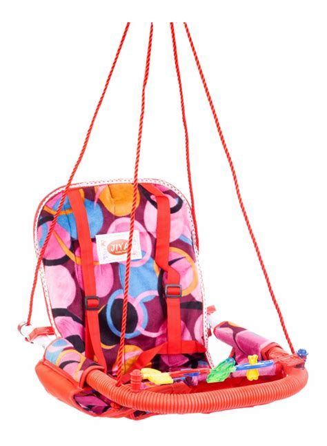 swing online purchase buy jiya baby swing velvet red online in india kheliya