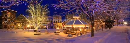 leavenworth lights leavenworth washington photos pass wenatchee
