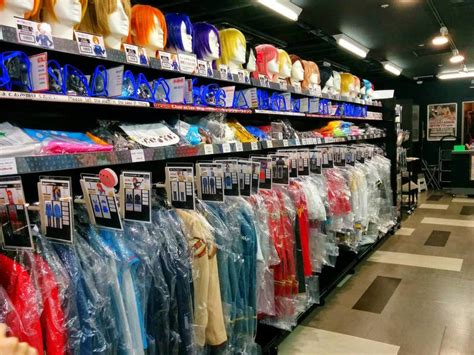 5 best costumes and clothes shops in akihabara