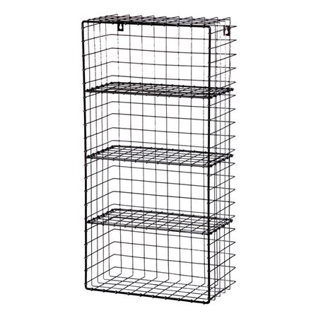 Wire Storage Rack by Wire Storage Rack By Out There Interiors