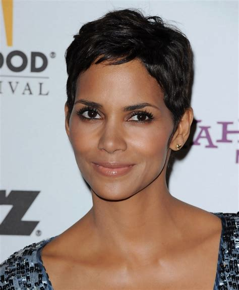 style pixie like halle berry more pics of halle berry pixie 1 of 7 short hairstyles