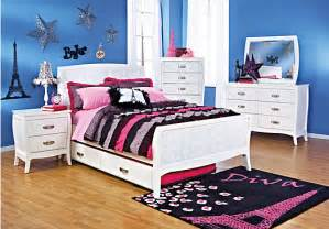 Rooms To Go Childrens Bedroom Belle Noir White 5 Pc Full Bedroom Bedroom Sets