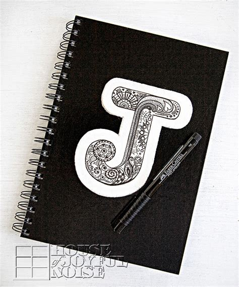 how to make a doodle journal a doodle journal made with