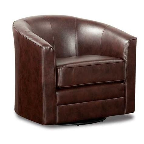 American Furniture Warehouse Recliners by Bonded Leather Swivel Chair 1a 217 American Furniture