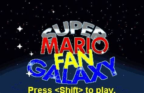 super mario fan games mario game super mario fan galaxy lisisoft