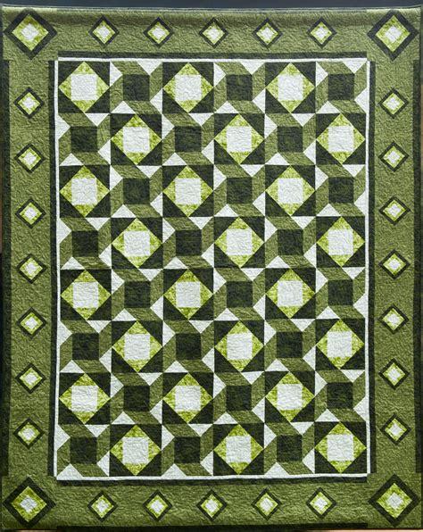 Monochromatic Quilt monochromatic colours quilts by jen