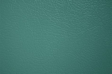Teal Leather Teal Faux Leather Texture Picture Free Photograph
