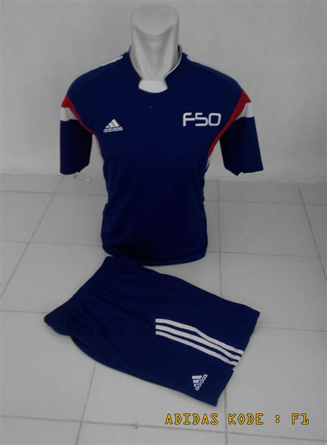 Stelan Jersey Futsal Sepak Bola Adidas New011 jual kaos futsal adidas stelan mitraiaku shop