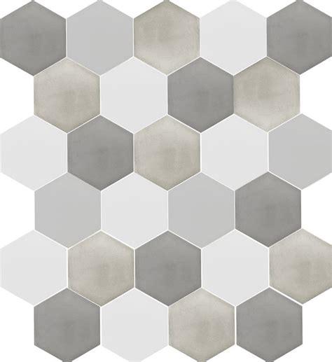 Hexagonal Floor Tile by Hexagon Tile Floor Roselawnlutheran