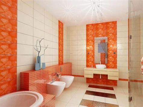 orange bathroom ideas 17 best images about orange bathrooms on tile
