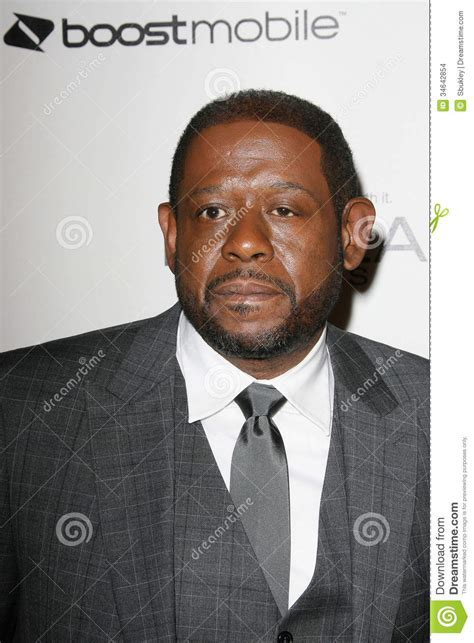 forest whitaker condition forest whitaker editorial stock image image 34642854