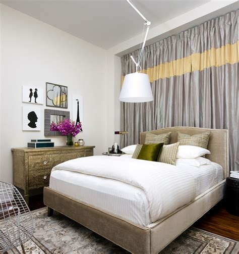 eclectic bedroom small space residence eclectic bedroom other by