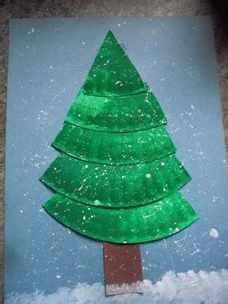 how to make a christmas tree out of dollar bills learning paper plate tree