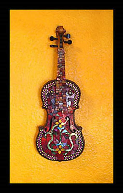 mosaic violin pattern glass mosaic violin images frompo