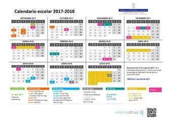 Calendario 2018 Baleares Comisiones Obreras Federaci 243 N De Ense 241 Anza De Asturias