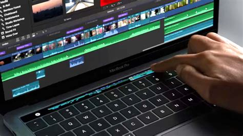 Macbook Pro With Touch Bar macbook pro touch bar tekzup