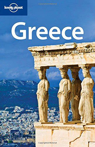 Lonely Planet Greece passports geography club