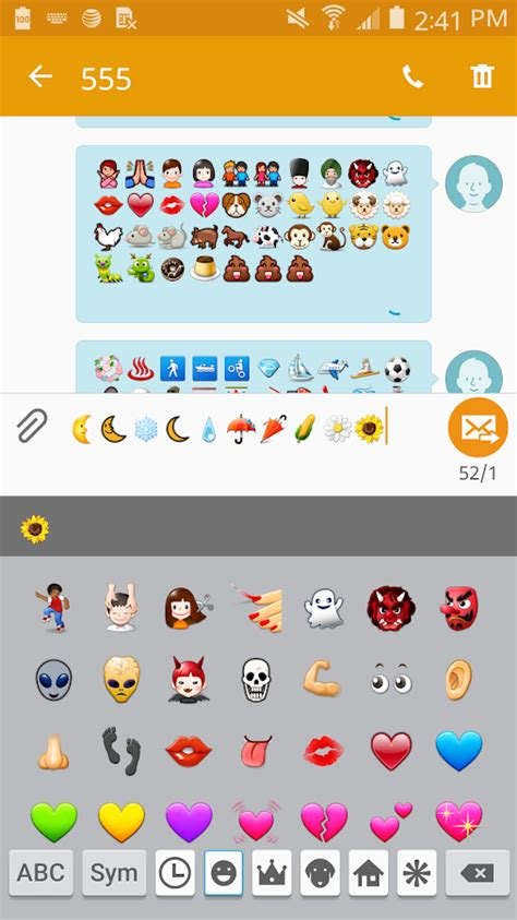 emoji font for flipfont 3 emoji font for flipfont 7 android apps on google play