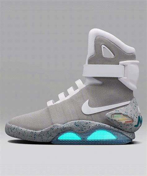 nike future shoes nike mag back to the future shoes make limited edition run