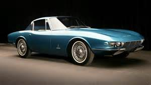 1963 chevrolet corvette coupe rondine concept car auto