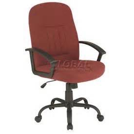 global industrial office chairs chairs fabric upholstered interion 174 fabric executive