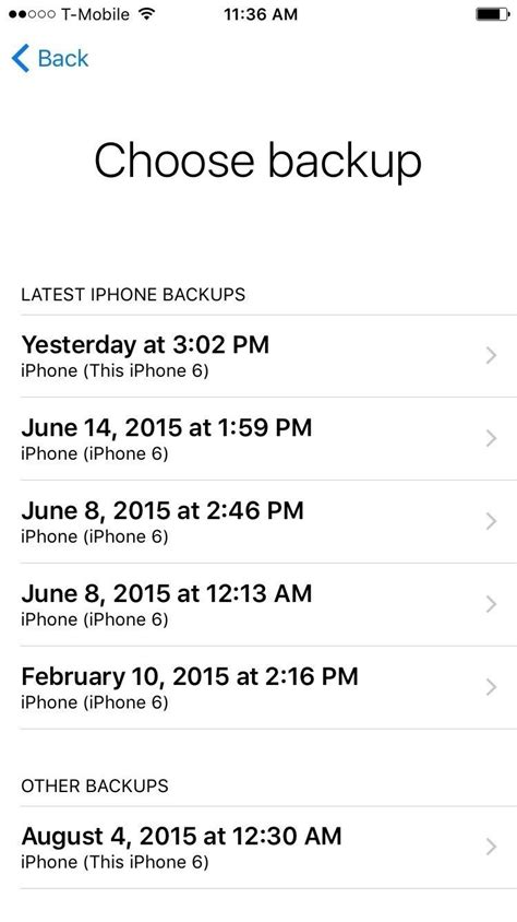 How to Back Up & Restore Your iPhone Without iTunes « iOS