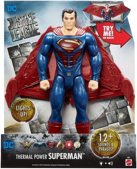 Mattel Dc Justice League Aquaman mattel justice league figures superman