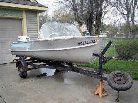 ebay boats for sale in michigan the other cadillac 1957 cadillac custom boat