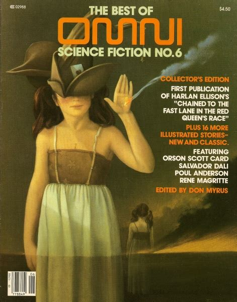 the best of science fiction publication the best of omni science fiction no 6