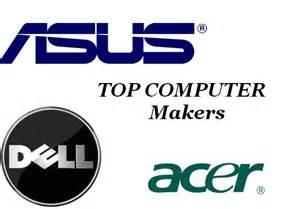 Computer Desktop Manufacturers Top 10 Computer Manufacturers 2015 Pulse