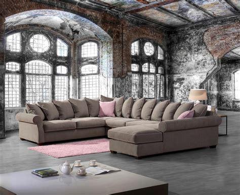 sofa landhaus big sofa primavera montreal landhaus m 246 bel bei jenverso de