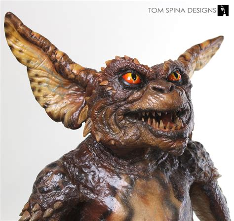 The Gremlins gremlins 2 prop puppet restoration and display tom spina