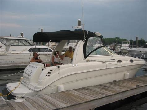 used pontoon boats ri boatsville new and used sea ray boats in rhode island