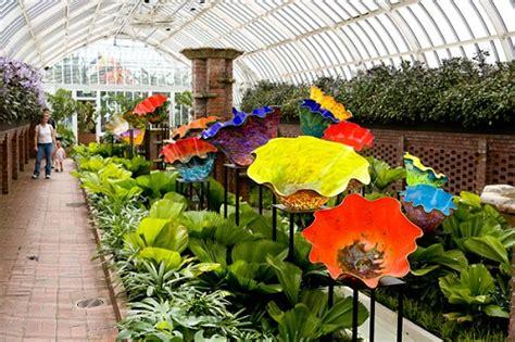 Glass Gardens by Dale Chihuly Glass Gardens Kaleidoscope