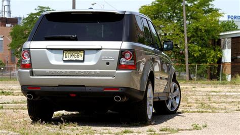 2011 range rover reviews 2011 land rover range rover sport supercharged an