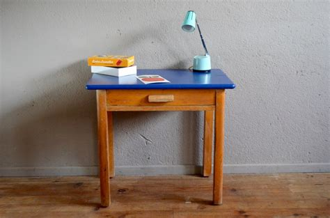 Small Child Desk Small Wooden Child Desk 1950s For Sale At Pamono
