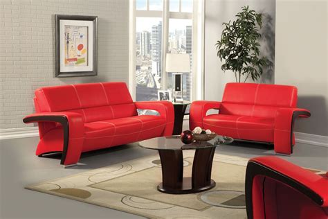 red furniture ideas modern home red living room furniture ideas