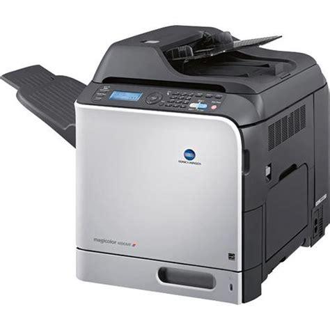 Printer Laser Warna Konica Minolta konica minolta magicolor 4690mf network color all in one a0fd011