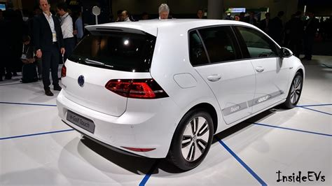 vw volkswagen volkswagen e golf touch debuts at ces 2016