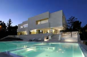 cool house cool house in las rozas design by a cero architects latest architecture ideas architecture