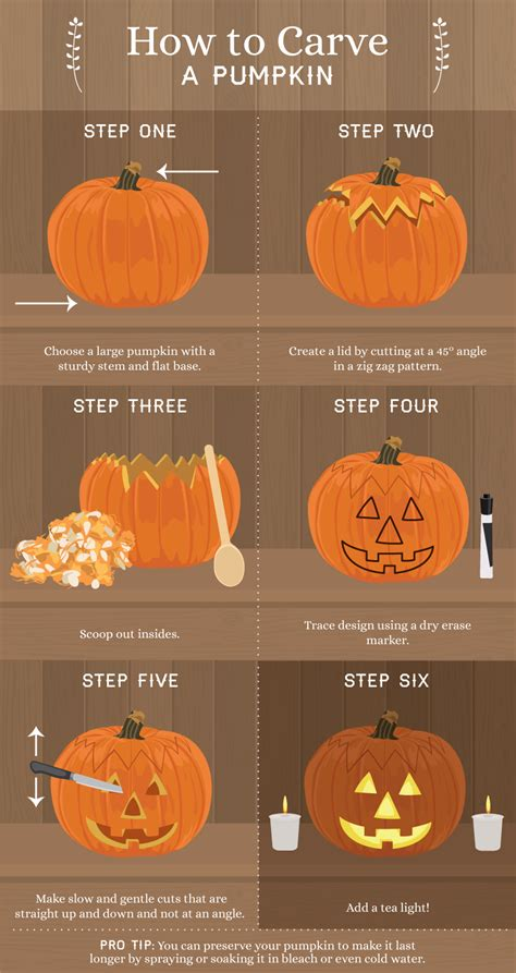 how to cut a pumpkin for carving and decorating pumpkins fix
