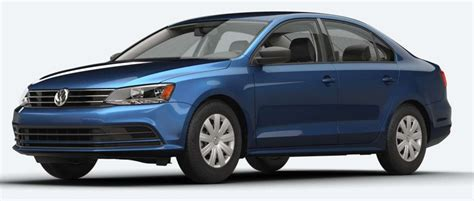 2016 volkswagen jetta color options