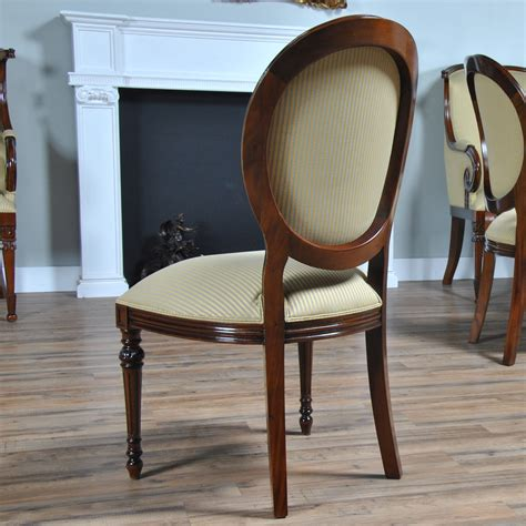 round back dining room chairs round back mahogany side chair niagara furniture solid