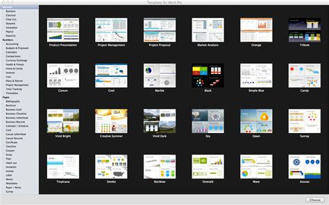 templates for mac pages templates for iwork pro mac made for use