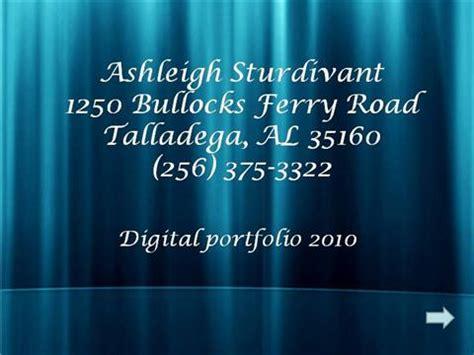 Electronic Career Portfolio Ppt electronic career portfolio authorstream