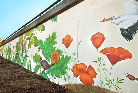 paint a mural on the wall how to paint a wall mural outside wall murals