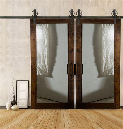 Mirrored Barn Door Pilotproject Org Barn Door Mirror