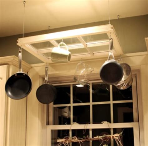 Make A Pot Rack how to make a pot rack 7 easy ideas decorating your small space