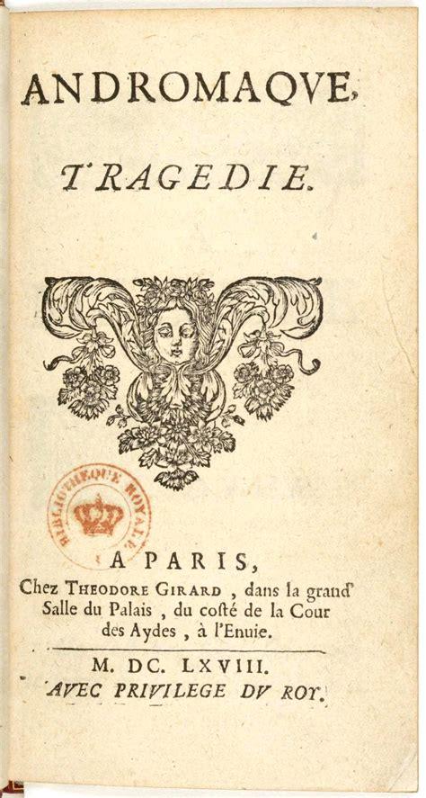 libro andromaque andromaque wikipedia